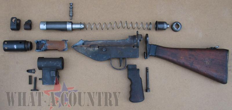 Sten Gun Build Kit