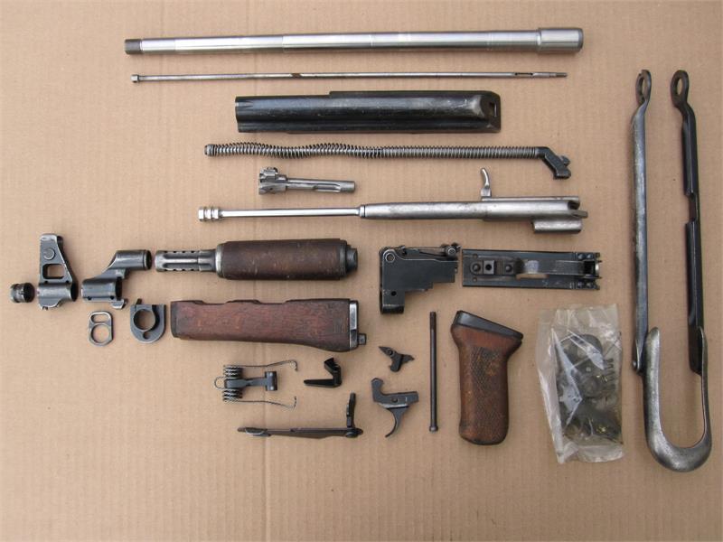 Polish AK-47 (Milled) Underfolder Parts Kit