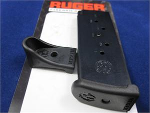 RUGER LC9 9mm 7-Round Magazine with 2 Floorplates