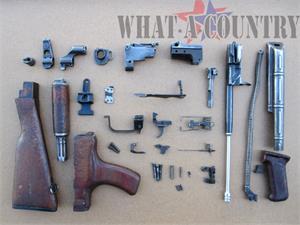 Romanian AK-47 Parts Kit